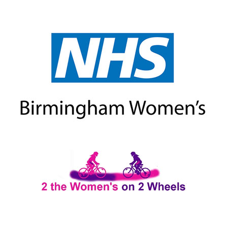 Birmingham Womens Hospital & The Women on 2 Wheels Fund Raising